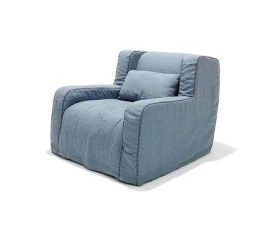 Paola armchair by Linteloo
