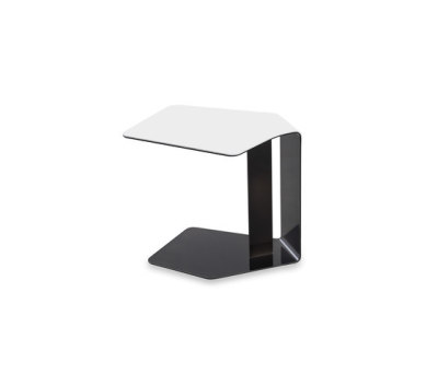 Paris-Seoul coffe table by Poliform 4 bianco