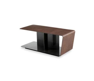 Paris-Seoul coffe table by Poliform 15 prugna