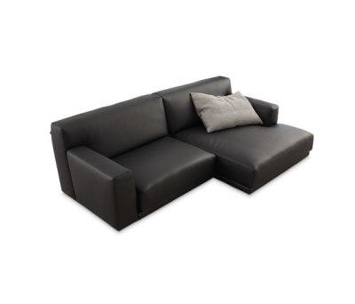 Paris-Seoul sofa by Poliform