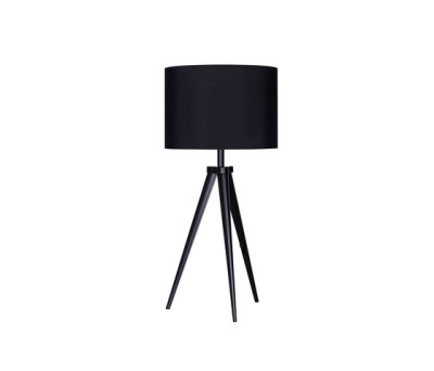 Paso TRI 25 T1 Table black-black by Darø