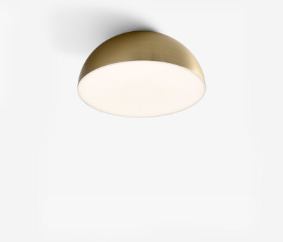 Passepartout Lamp JH12 brass by &TRADITION