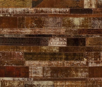 Patchwork Restyled brown by GOLRAN 1898