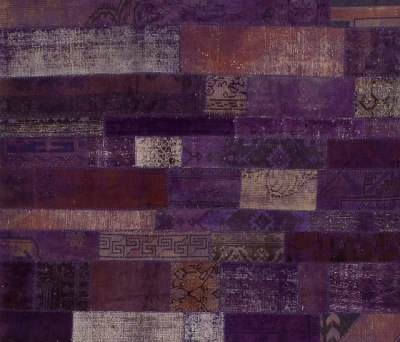 Patchwork Restyled purple by GOLRAN 1898
