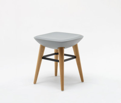 Pebble Stool by De Vorm