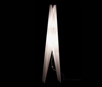 Peg Floor light by Bsweden