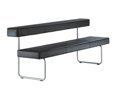 PERMESSO Bench by Girsberger
