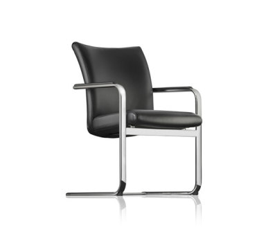 pharao comfort cantilever chair by fröscher