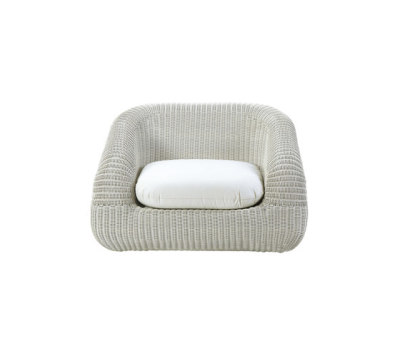 Phorma lounge armchair by Ethimo