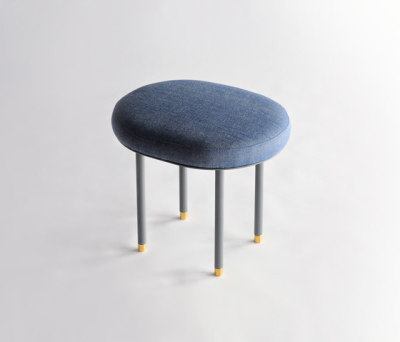 Pill Low Stool by Phase Design