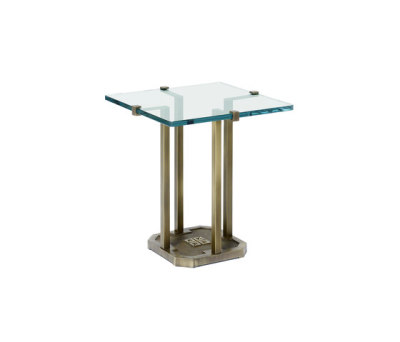 Pioneer T18 Side table by Ghyczy