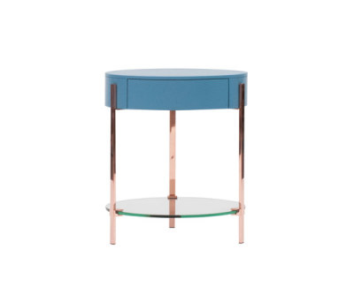 Pioneer T79L Side table by Ghyczy