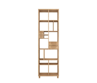 Pirouette Bookrack by Ethnicraft