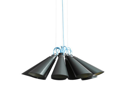 PIT 9 Pendant lamp by Domus