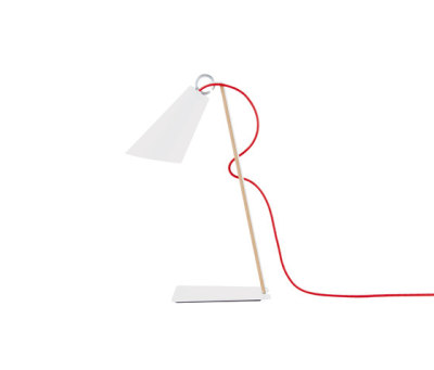 PIT table lamp by Domus