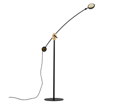 Planet Floor Lamp by SEEDDESIGN