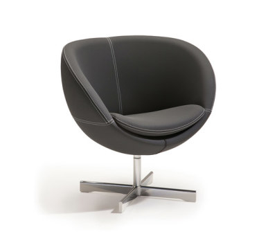 Planet Lounge Chair by Fora Form