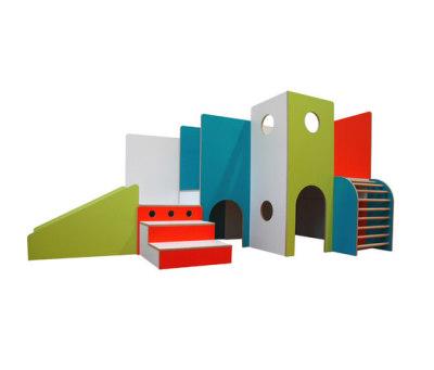 Playground DBF-725 by De Breuyn