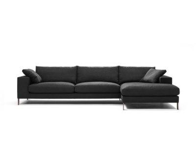 Plaza sofa by Linteloo