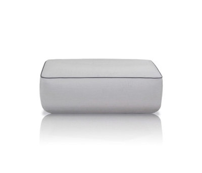 Plump Footstool by Expormim