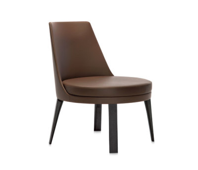 Ponza L lounge chair by Frag