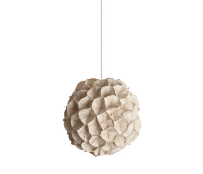 Poppy Hanging Lamp medium by Kenneth Cobonpue