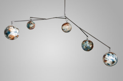 Porcelain Cassiopeia Ball SSSLL Discovery by Andrea Claire Studio