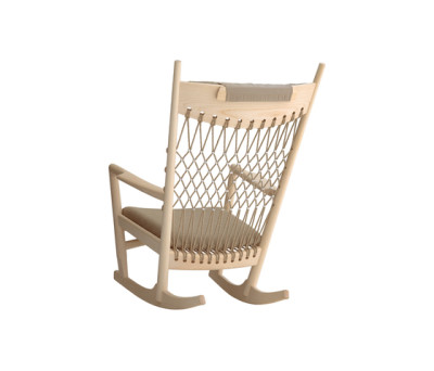 PP 124 | Rocking Chair by PP Møbler