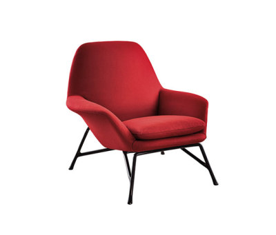Prince Armchair by Minotti