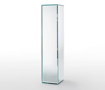 Prism Storage Unit by Glas Italia