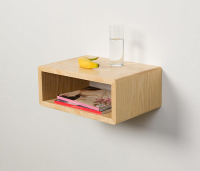 Private Space Nightstand by ellenbergerdesign
