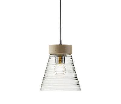 Qin Ripple M Pendant Lamp by SEEDDESIGN
