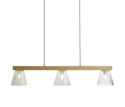 Qin Ripple S3 Pendant Lamp by SEEDDESIGN