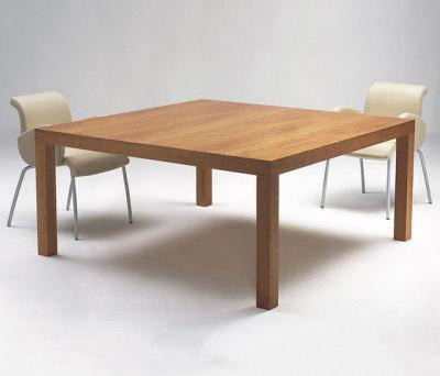 Quadratum Table by Lensvelt