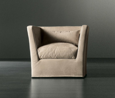 Queen Armchair by Meridiani