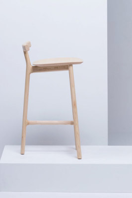 Radice Counter Stool | MC7 by Mattiazzi