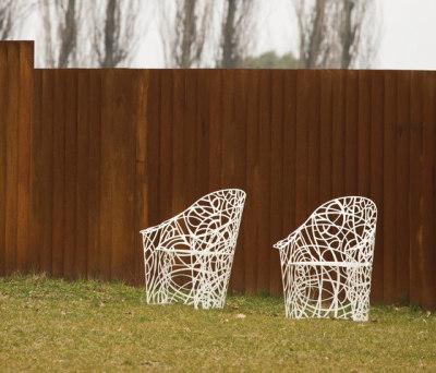 Radici Chair by De Castelli