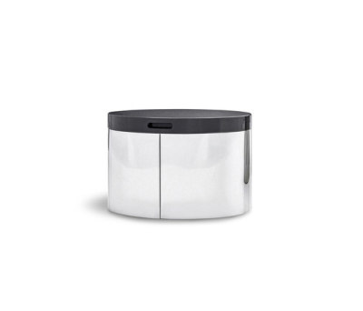 Raymond Storage side table by Minotti