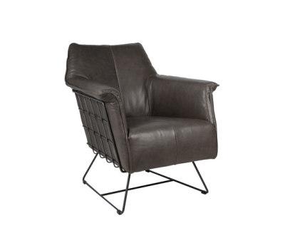 Raz armchair by Jess Design