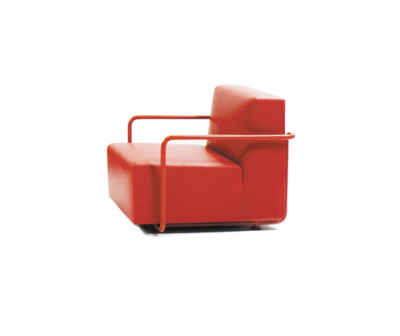 Reader Armchair by Dune