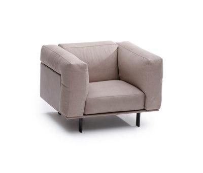 Recess armchair by Linteloo