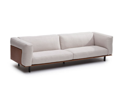 Recess sofa by Linteloo