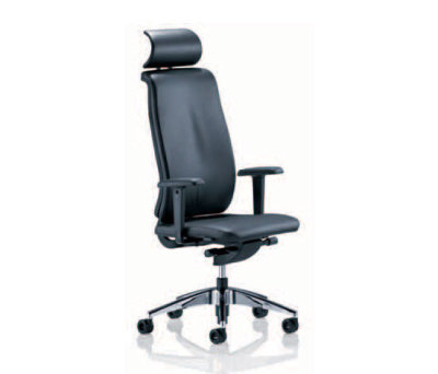REFLEX Swivel chair by Girsberger