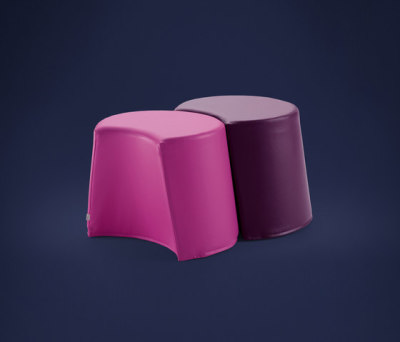 Remy Pouf by Flou