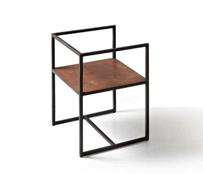 Riviera Chair by De Castelli