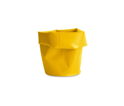 Roll-Up Paper Bin XS by L&Z