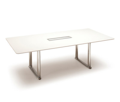 Rome Conference Table by Fora Form