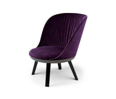 Romy Easy Chair by Freifrau Sitzmöbelmanufaktur