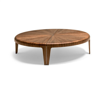 Round Low Table by Giorgetti