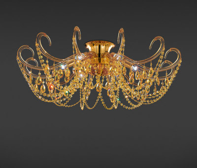 Sabik Ceiling Lamp by ITALAMP